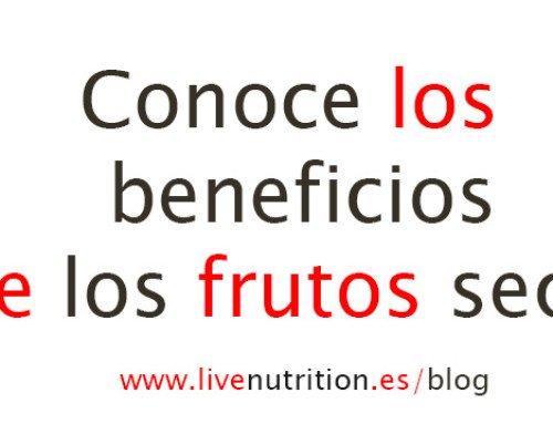 Conoce los beneficios de los frutos secos