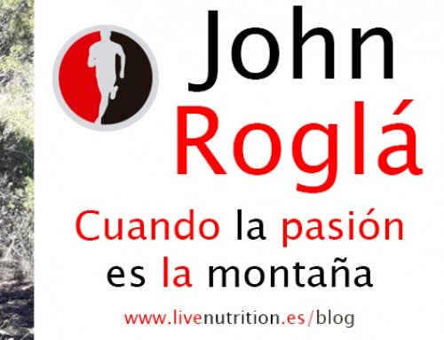 John Roglá, cuando la pasión es la montaña